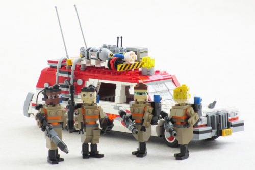 Lego Ghostbusters ECTO-1 2016 Movie