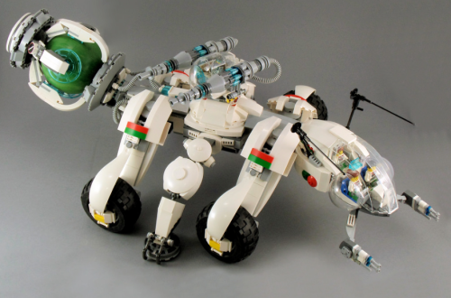 Lego Space Octan Ant