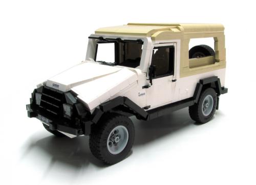 Lego UMM Alter II
