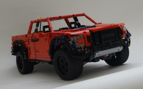 Lego Technic Ford SVT Raptor 2017