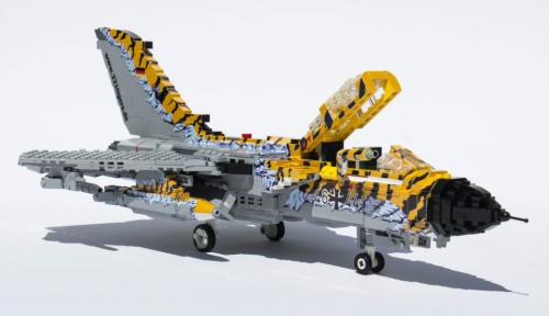 Panavia Tornado ECR - Tigermeet