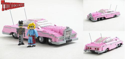 Lego FAB1 Thunderbirds Rolls Royce