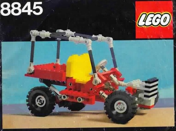 Lego Technic 8845