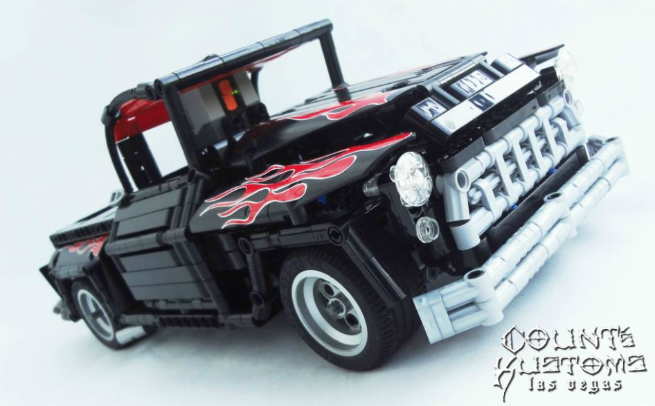 Count\'s Kustoms | THE LEGO CAR BLOG