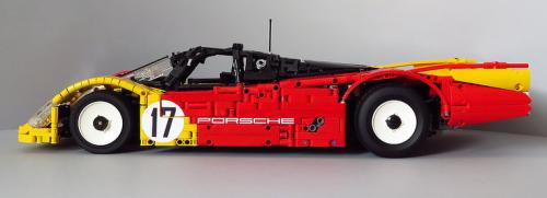 Lego Technic Porsche 962C Le Mans