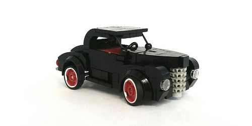 Lego Ford Coup 1940