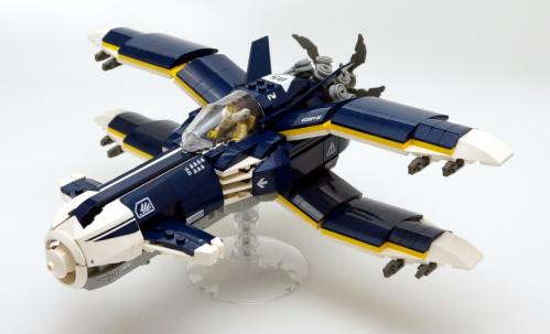 Lego SkyFi Aircraft