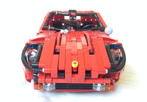 Lego Technic Porsche 904