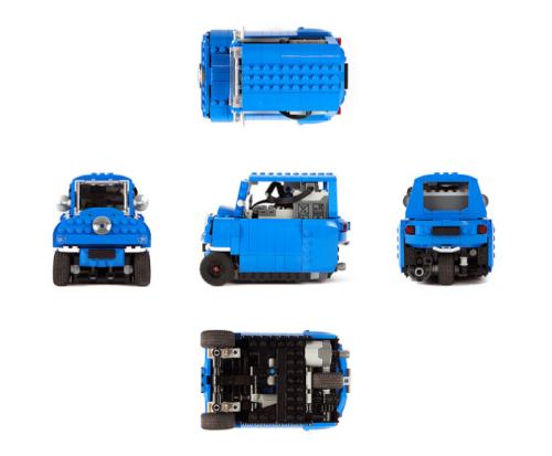 Lego Peel P50 Remote Control