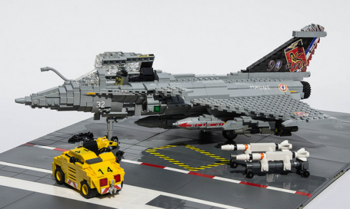 Lego Dassault Rafale-M