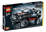 Lego Technic 8081 Extreme Cruiser Set Review