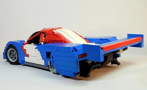 Lego Nissan R89C