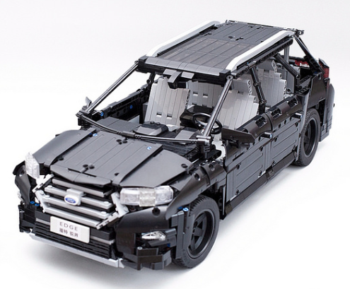 Lego Technic Ford Edge RC