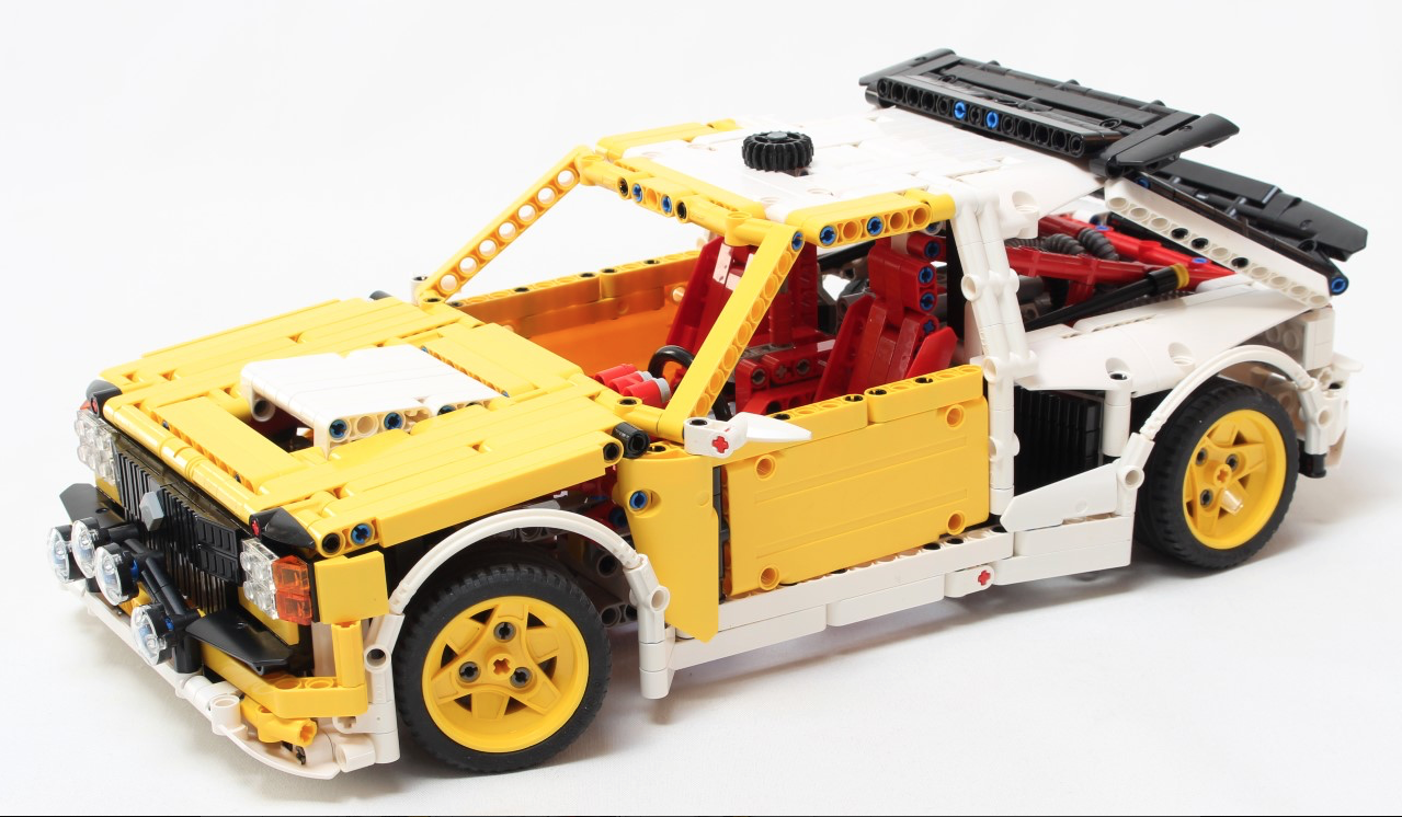 plan b the lego car blog. Black Bedroom Furniture Sets. Home Design Ideas