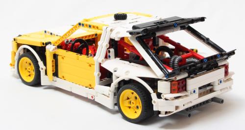 Lego Technic Group B WRC Nico71