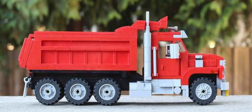 Lego Mack Dump Truck