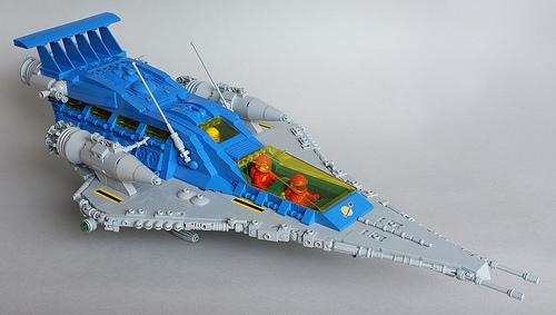 Lego Classic Space Explorer
