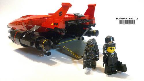 Lego Shuttle