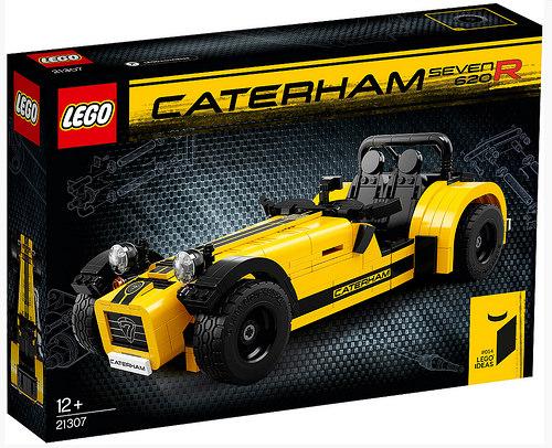 Lego 21307 Caterham Seven Review