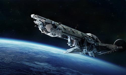 Lego Sword Spaceship