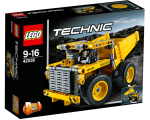 Lego Technic 42035 Mining Truck Review