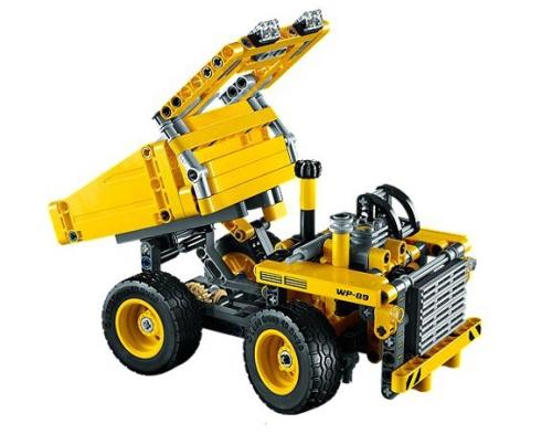 Lego Technic 42035 Mining Truck