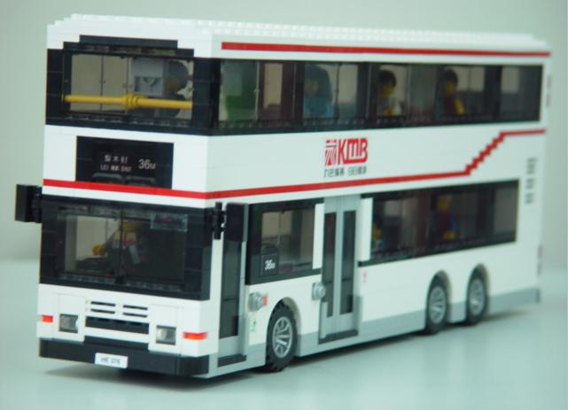 double decker the lego car blog