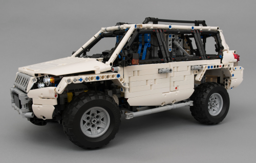 Lego Technic Toyota Land Cruiser Prado RC