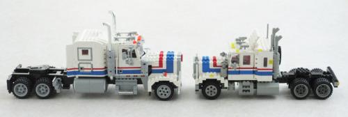 Lego 5580 Truck