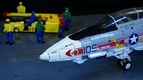 Lego F-14A Tomcat