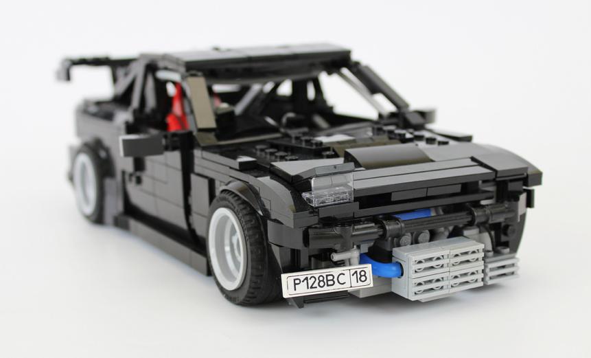 Lego Nissan The Lego Car Blog