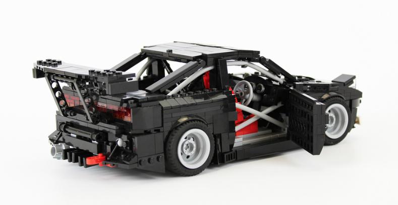 Nissan The Lego Car Blog