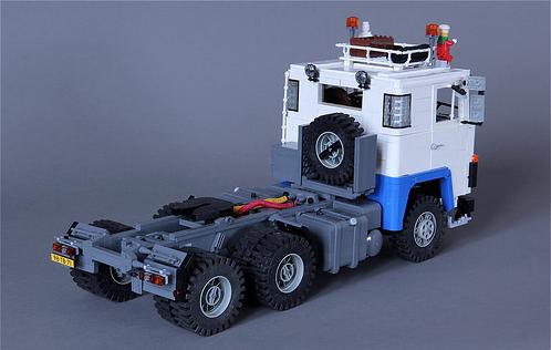 Lego Scania Truck Dennis Bosman