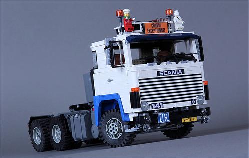 Lego Scania LBS141