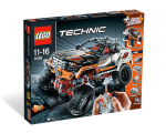Lego Technic 9398 4x4 Crawler Review