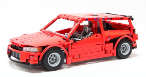 Lego Technic Honda Civic EG