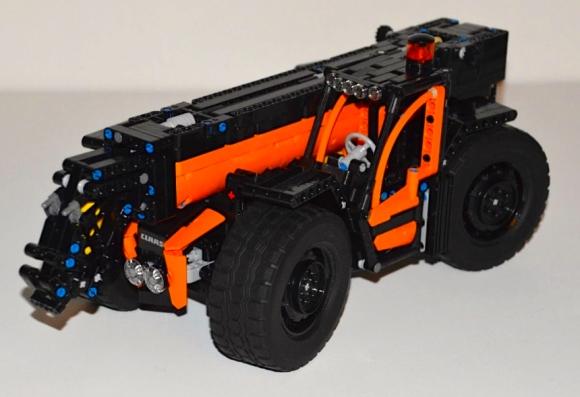 Lego Technic RC Telehandler