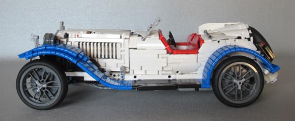 Lego Technic 1932 Alfa Romeo