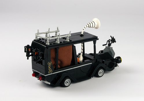 Lego Mayor Mobile The Nightmare Before Christmas
