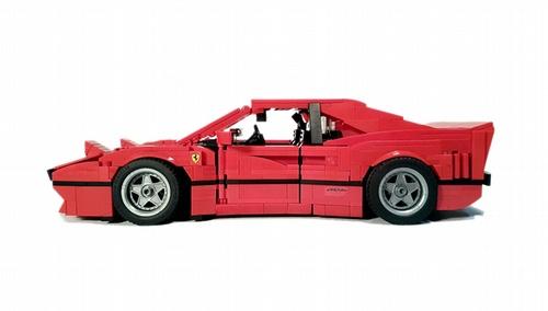 Lego Ferrari 288 GTO
