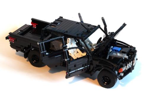 Lego Mitsubishi L200 Triton Double-Cab