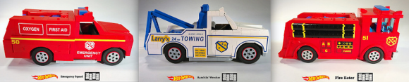 Lego Hot Wheels Toys