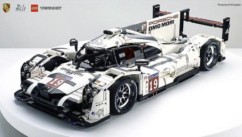 Lego Technic Porsche 919 Le Mans