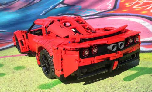 Lego Technic Hennessey Venom GT RC