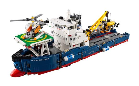 Lego Technic 42064 Ocean Explorer