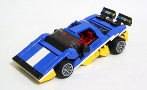 Lego Concept Flying Car