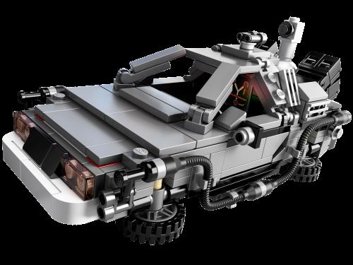 Lego 21103 DeLorean DMC-12