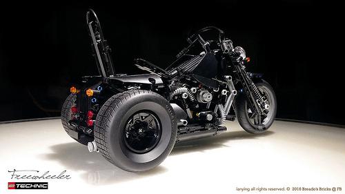 Lego Technic Trike