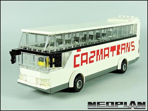 Lego Neoplan Coach