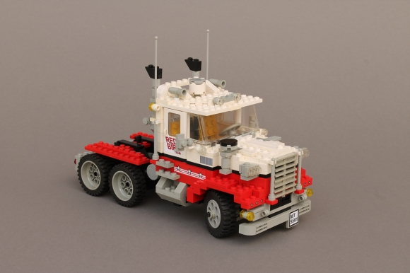 Lego 5591 Mach II Red Bird